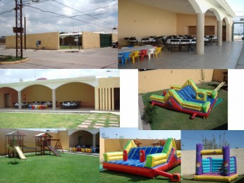 Salon jardin d peques for Salon jardin villa esmeralda tultitlan
