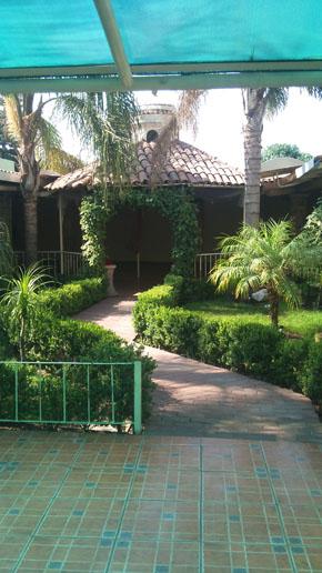 Salon terraza country for Terrazas para eventos