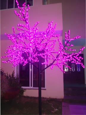 Arboles de leds decoracion iluminacion for Iluminacion exterior para arboles