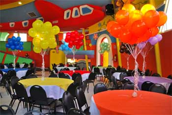 Fiestas infantiles cridland ciudad juarez for Jardin quinta montebello mexicali