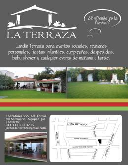 Jardin La Terraza
