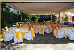 Salones de eventos casa de las campanas m xico df for Jardin xel ha