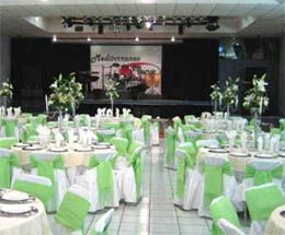 Salones de eventos sal n diamante oaxaca for Jardin quinta montebello mexicali