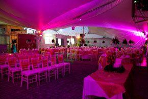Salones de eventos sal n solei terraza solei quer taro for Jardin de fiestas villa lili texcoco