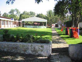 Salones de eventos finca las bugambilias tepotzotl n for Jardin quinta montebello mexicali