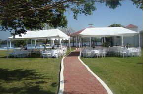 Salones de eventos rancho la condesa veracruz for Jardin quinta montebello mexicali