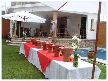 Jard n terraza ivanely cuernavaca morelos for Villas xavier morelos