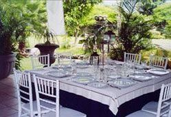 Salones de eventos villa xavier morelos for Jardin villa xavier