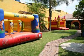 Salones De Eventos Terraza Bambinos Zapopán