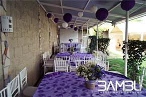 Jardin de eventos bambu san cristobal de las casas for Salon villa jardin cuautitlan izcalli