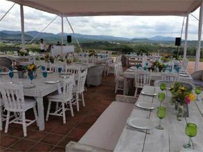 Casa azul eventos corregidora salones para eventos for Jardin quinta montebello mexicali