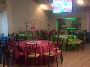 Centro social 10 mexicali salones para eventos for Jardin xochimilco mexicali