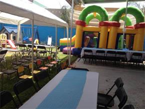 El Arca De Noe Terraza Infantil Guadalajara Salones Para