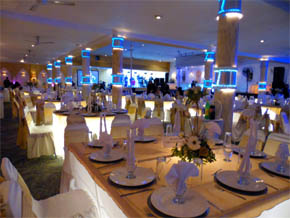 Salon eleganze guadalajara salones para eventos for Jardin quinta montebello mexicali