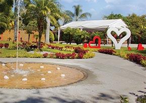 Jardin el tabachin jiutepec salones para eventos for Villas xavier morelos