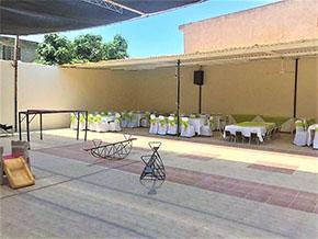 Centro Social Jardin Ciudad Lerdo. Salones para eventos