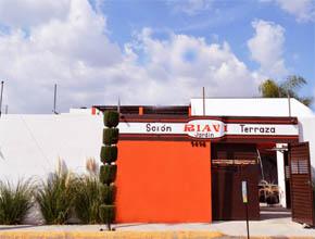 Salon Jardin Terraza Riavi Puebla Salones Para Eventos