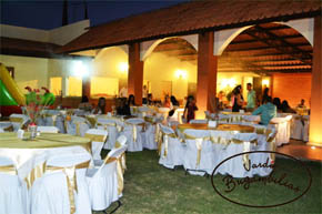 Jardin Bugambilias Aguascalientes Salones Para Eventos