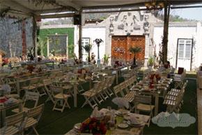 Jardin cavalia naucalpan salones para eventos for Salon villa jardin naucalpan