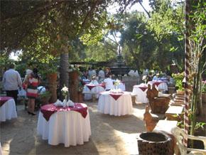 Jardin colonial para eventos san antonio de las minas for Jardin quinta montebello mexicali
