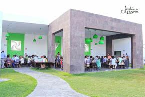 Jardin es eventos saltillo salones para eventos for Jardin quinta montebello mexicali