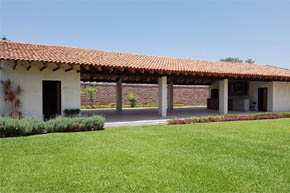 Jardines la soledad oaxaca salones para eventos for Jardin xochimilco mexicali