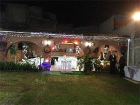 Jardin para eventos la cabana coyoacan salones para eventos for Jardin eventos df