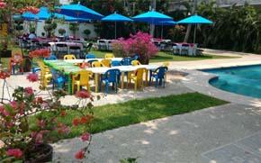 jardin de fiestas la perlita acapulco salones para eventos. Black Bedroom Furniture Sets. Home Design Ideas