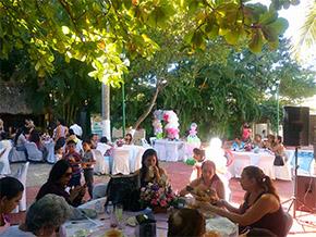 Jardin manuia restaurante acapulco salones para eventos for Jardin de fiestas villa lili texcoco