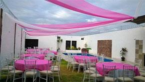 Jardin palmas senderos torreon salones para eventos for Jardin quinta montebello mexicali
