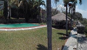 Jardin para eventos la palapita jiutepec salones para eventos for Jardin quinta montebello mexicali