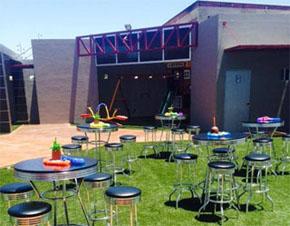 Jardin de eventos la fuente mexicali salones para eventos for Jardin quinta montebello mexicali