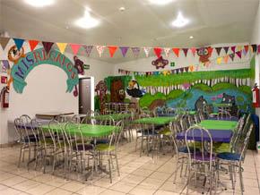 La neta del planeta tlalnepantla salones para eventos for Viveros en toluca