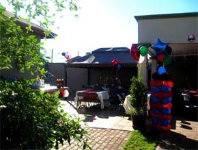 Los olivos jardin de fiestas mexicali salones para eventos for Jardin quinta montebello mexicali