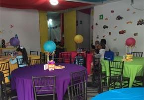 Magic Party Naucalpan Salones Para Eventos