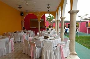 Quinta buenaventura merida salones para eventos for Villa jardin caucel