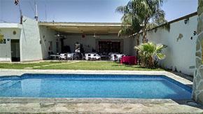 Quinta kailua torreon salones para eventos for Jardin quinta montebello mexicali