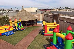Quinta vibe jardin torreon salones para eventos for Jardin quinta montebello mexicali