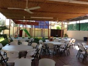 Jardin de eventos roca mexicali salones para eventos for Jardin xochimilco mexicali