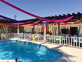 Azul parque de eventos mexicali salones para eventos for Jardin xochimilco mexicali