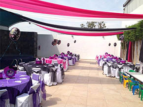 Salon de eventos san francisco culiacan salones para eventos - Salones abiertos ...