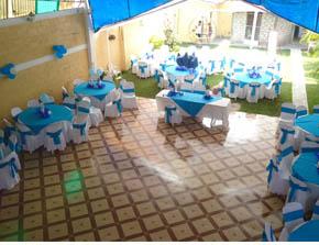 Salon jardin princess jiutepec salones para eventos for Villas xavier morelos