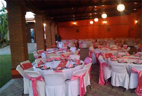 Salon jardin sol morelia salones para eventos for Salon villa jardin morelia