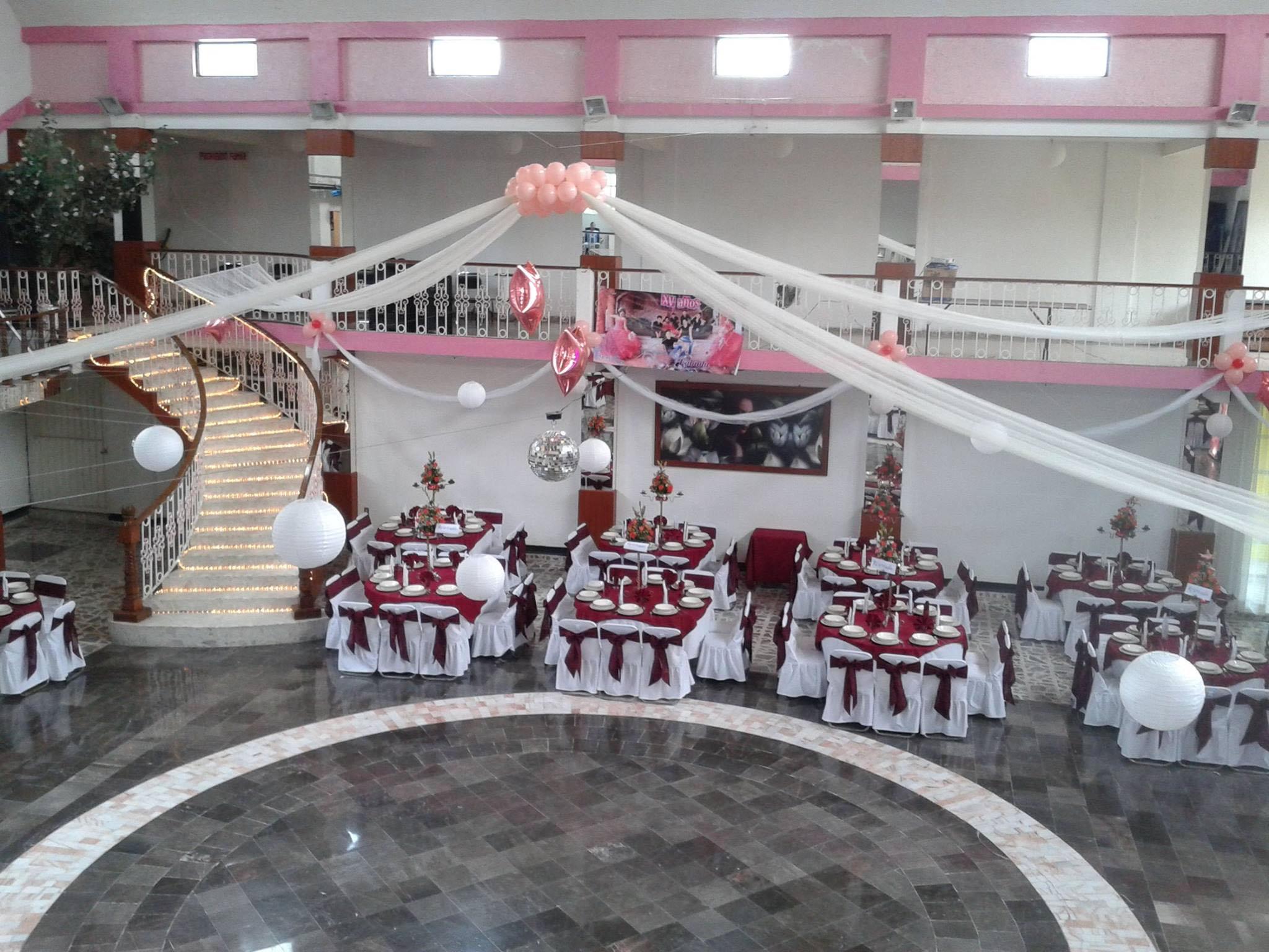 Salon villa flores xochimilco salones para eventos for Jardin xochimilco mexicali