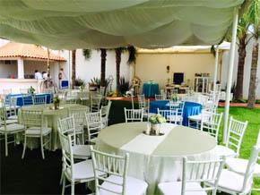 Salon y jardin de eventos el palmar durango salones para for Jardin de fiestas villa lili texcoco