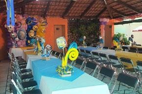 San Angelin Guadalajara Salones Para Eventos