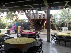 Terraza Casa Del Arbol Puerto Vallarta Salones Para Eventos