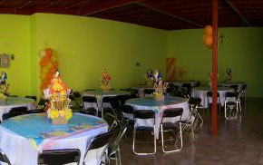 Terraza Safari Guadalajara. Salones para eventos