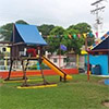 The Umbrella Park en Ciudad Madero