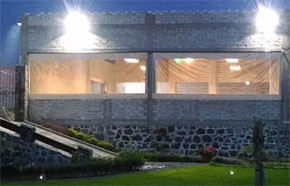 Tribu Jardin Terraza Queretaro Salones Para Eventos